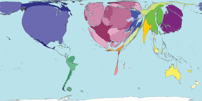 mapa-mundo-artigos-científicos